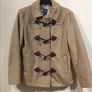 Gap adorable pea coat like coat size small